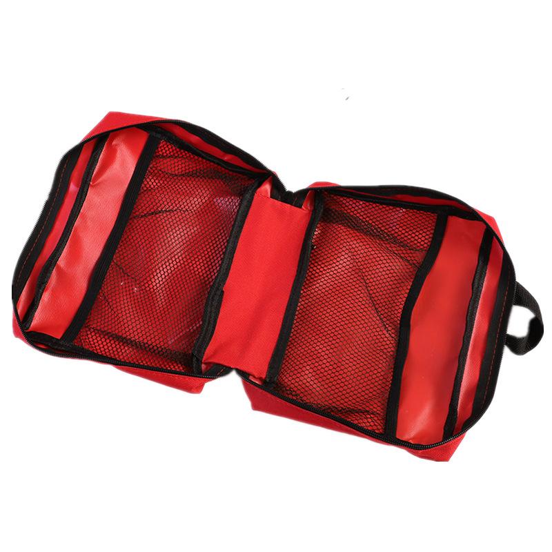 des blocs de glace Sac contenant 150/produits de premiers secours une couverture de survie homologu/ée CE/et comprenantune solution de lavage oculaire