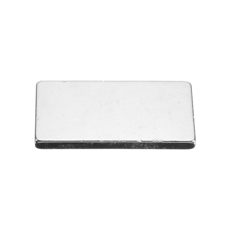 5//10Pcs N50 20x10x2mm Néodyme Bloc Aimant Magnet Fort Puissant Rare Terre