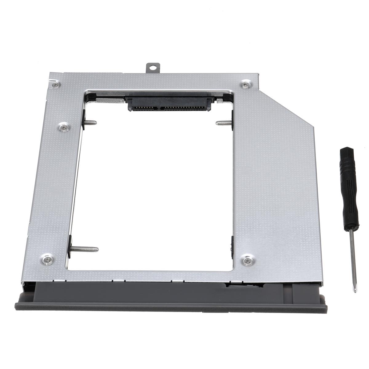 Generic Notebook Optical CD-Rom Hard Drive Bay Caddy Case