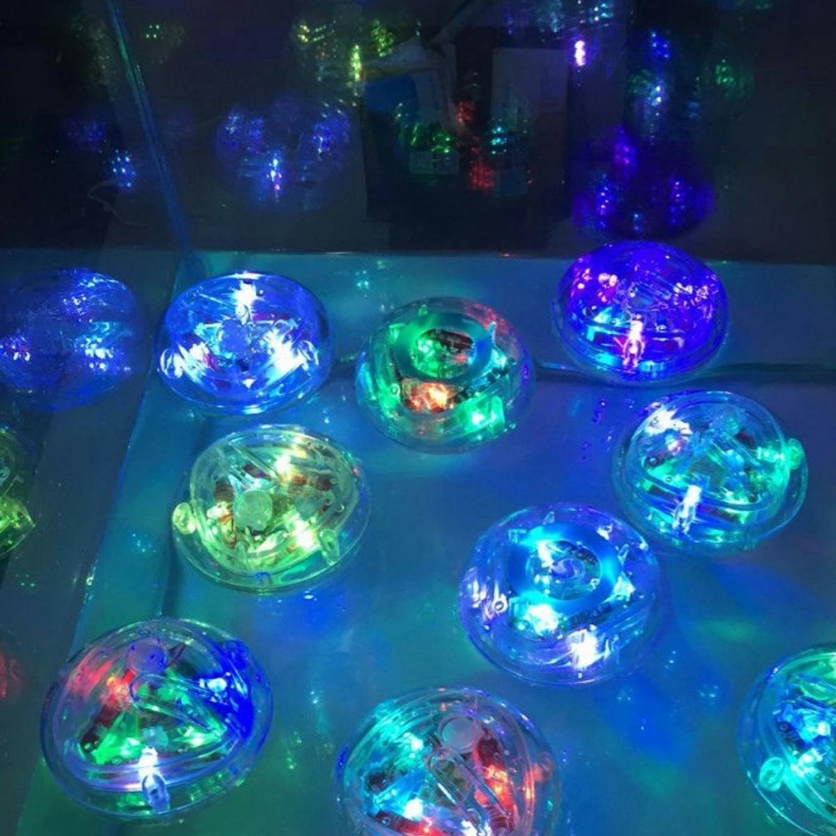 TEMPSA Boule Lampe de Bain LED Jouets Etanche Couleur Changement
