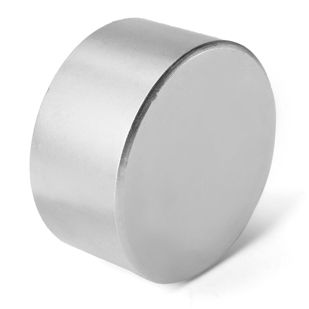 150 kg Diam/ètre x 60 mm x 15 mm pour la P/êche et la R/écup/ération sur Magnet TooTaci Aimant Rond de P/êche /à /œil Rond en N/éodyme avec Corde Noire de 66ft Force de Traction Super Power N52 330LB