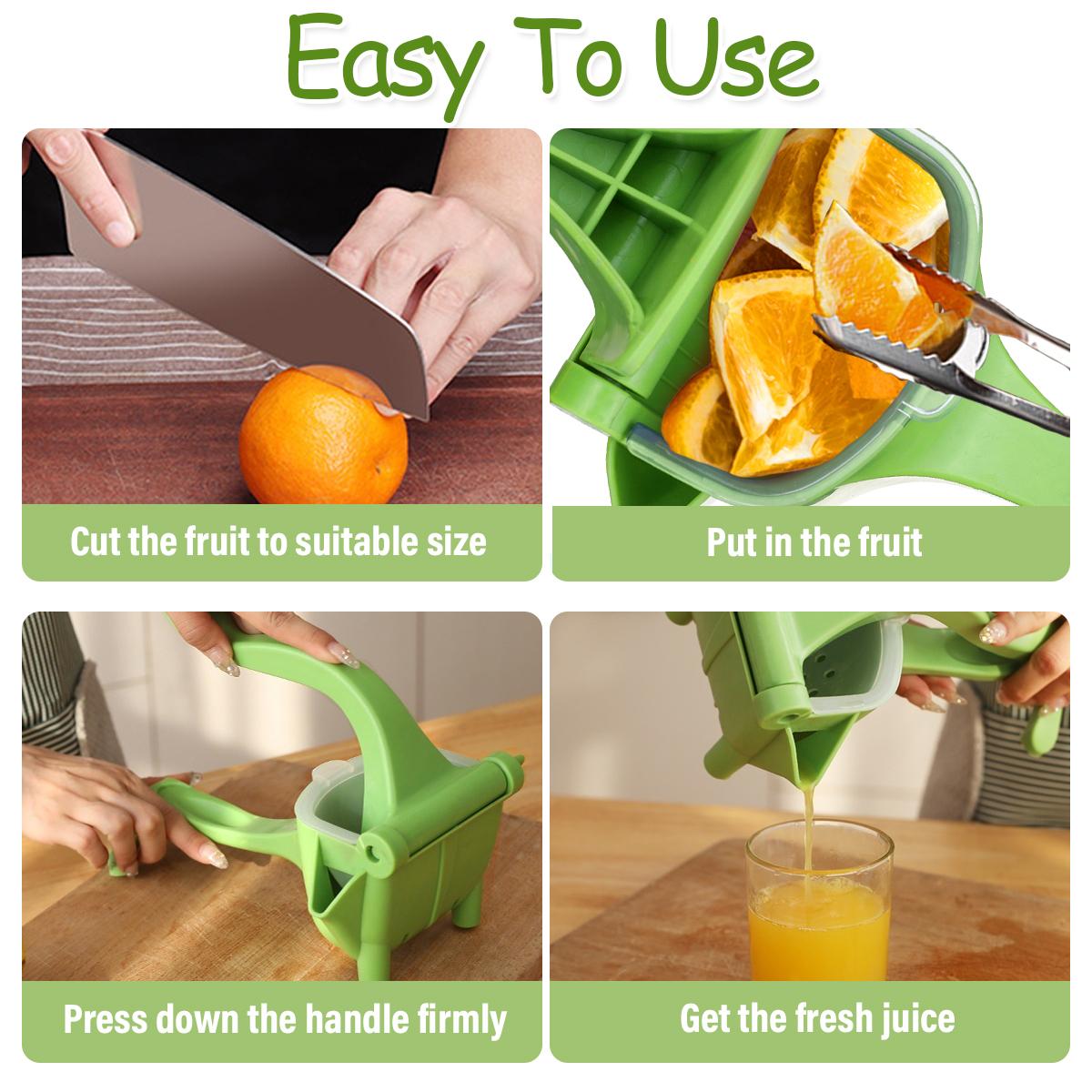 Multifunctional Manual Juicer