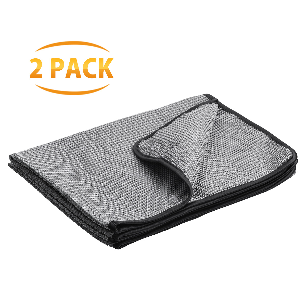 Waffle Weave Microfibre Cleaning Cloths