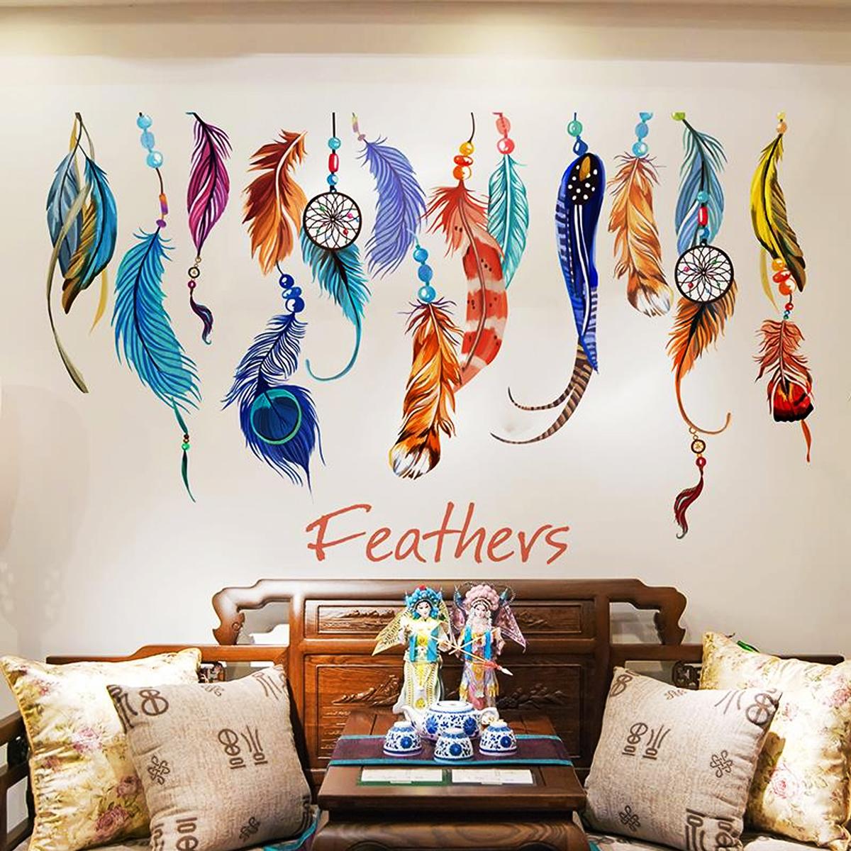 Love life decal autocollant Décoration Mur Art Graphique couleurs différentes