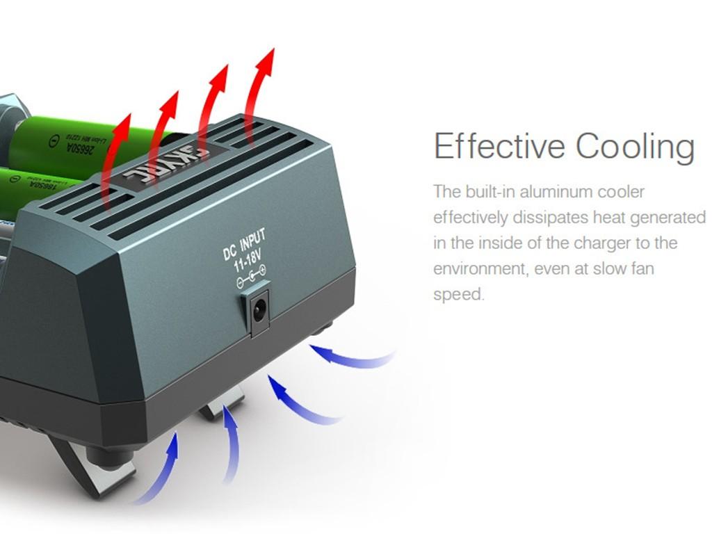 Умная электроника Многофункциональный весовой зарядное устройство SK-100083 SkyRC MC3000 (Фото 4)