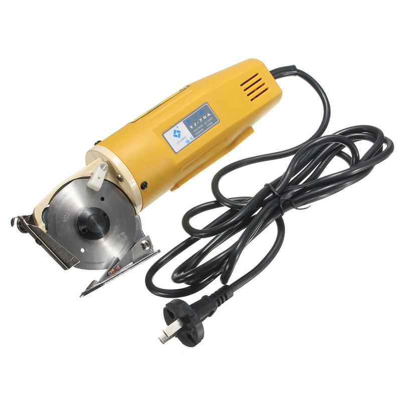 70mm couteau tissu rotatif scie electrique coupe machine 220v 110v achat vente scie - Scie electrique pour arbre ...