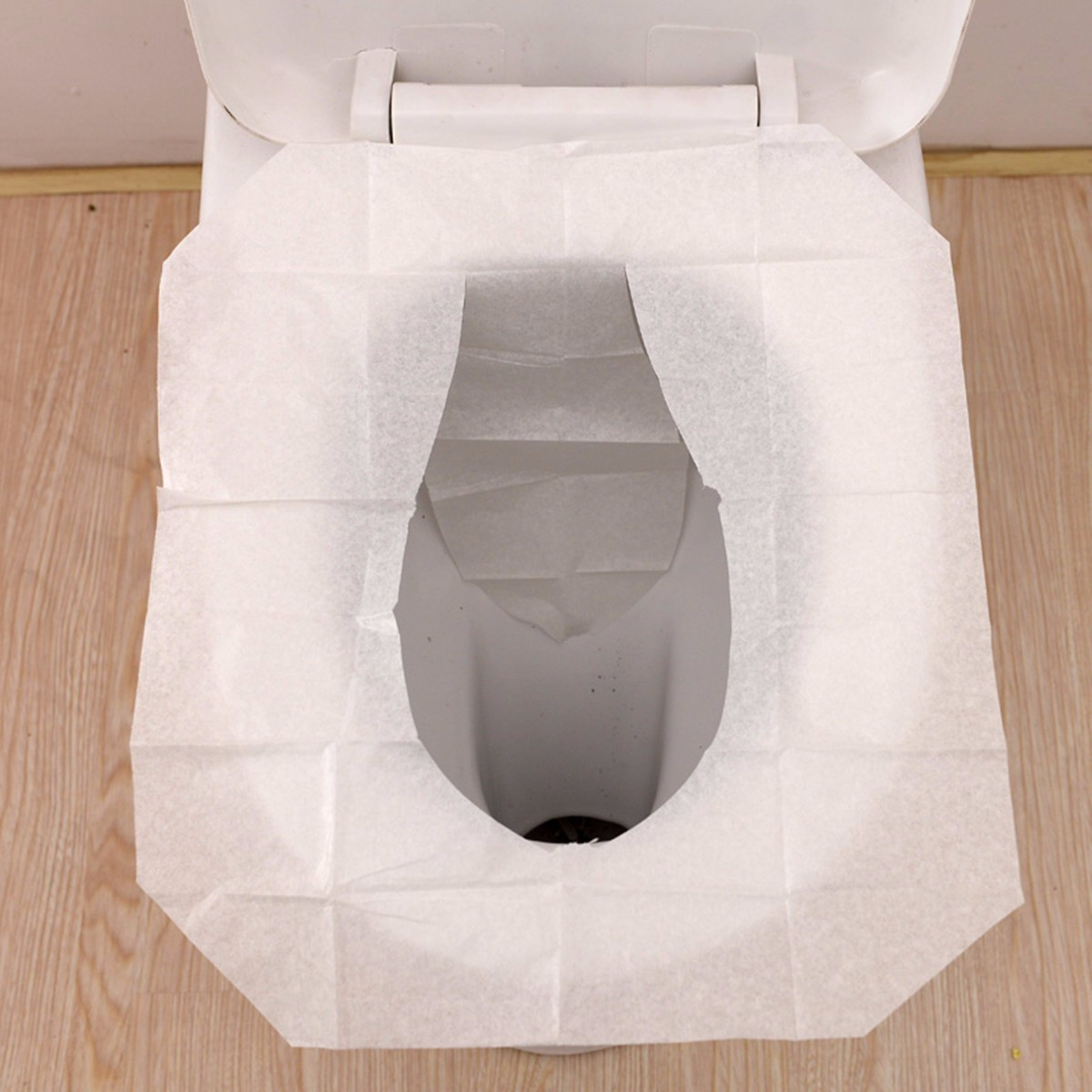 disposable toilet seat covers hygienic protection flushable cover