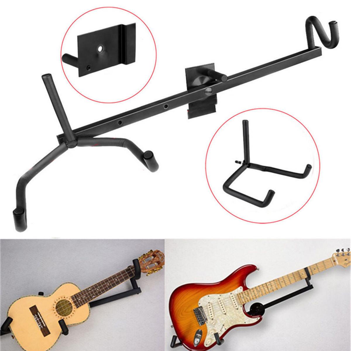 new guitar wall hanger holder stand r end 5 7 2020 3 15 pm. Black Bedroom Furniture Sets. Home Design Ideas