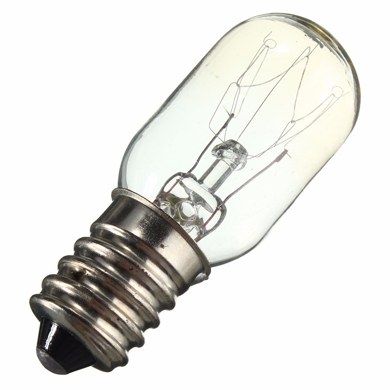 E14 25W Warm White Oven Cooker Bulb Lamp Heat Resistant