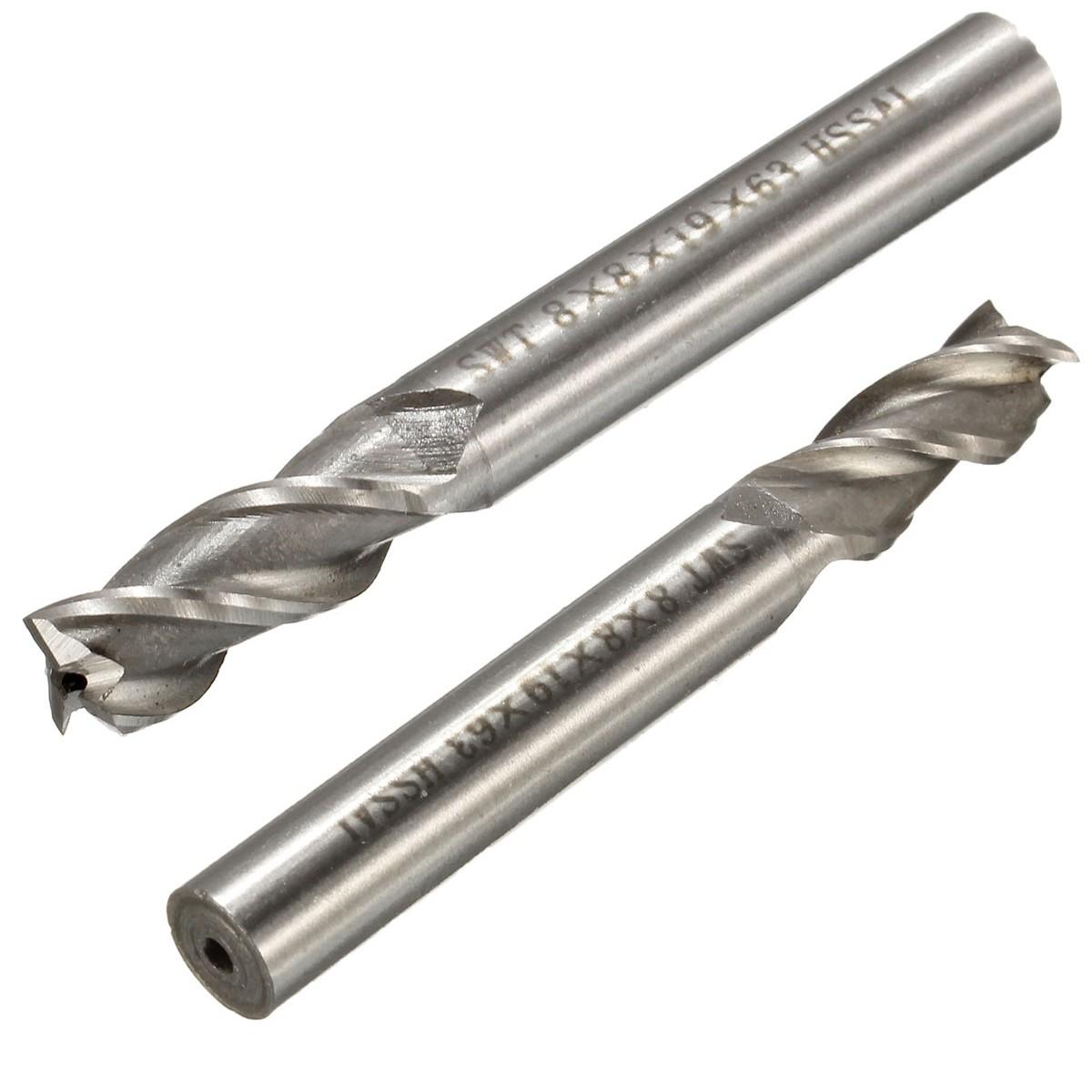 16,19mm Countersink Perceuse Electrique Al/ésage Embout Pour Bois M/étal 3pc 1//4Hex 12