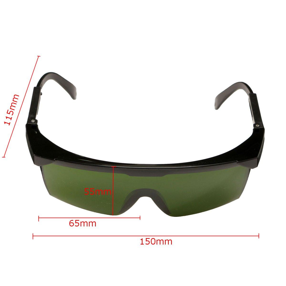 852ae48bc0a9ab Lunettes protection laser 200nm-2000nm de Glasses IPL-2 OD+4D