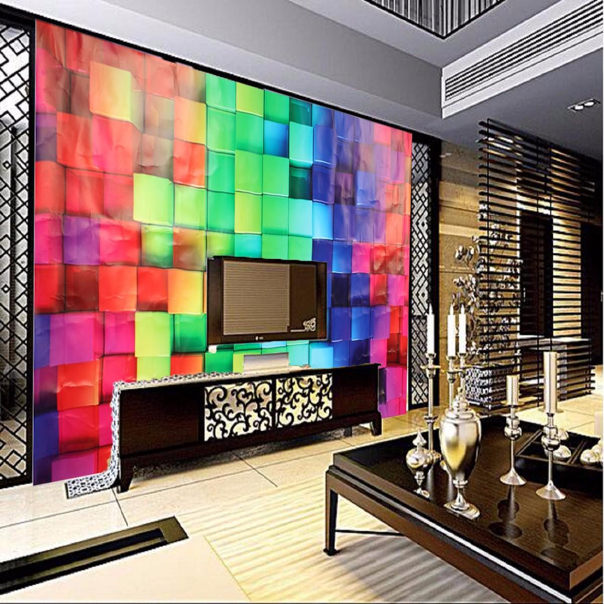 3d brique color tanche autocollant mural papier peint d coration 140x70 5 cm achat vente. Black Bedroom Furniture Sets. Home Design Ideas