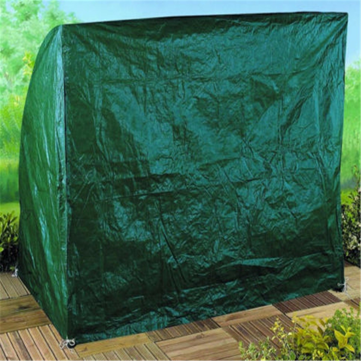 Swing Coverings 200x110x175cm Both Sides With A Zipper Waterproof Outdoor