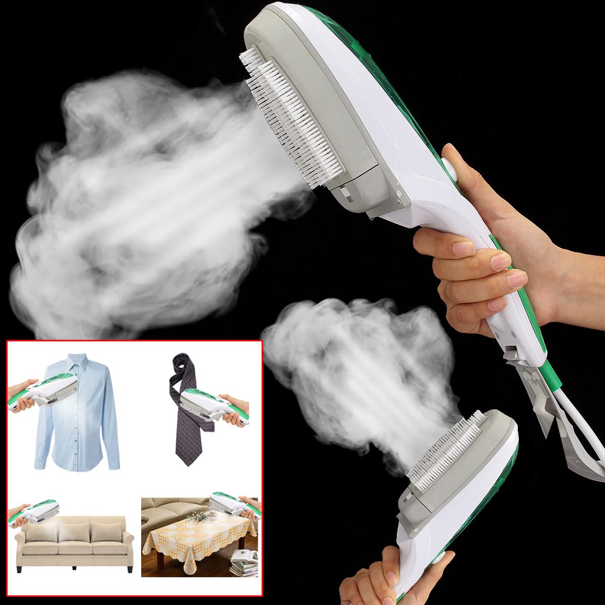 Mini fers repasser vapeur d froisseur blanchisserie pr - Repasser une chemise sans fer ...