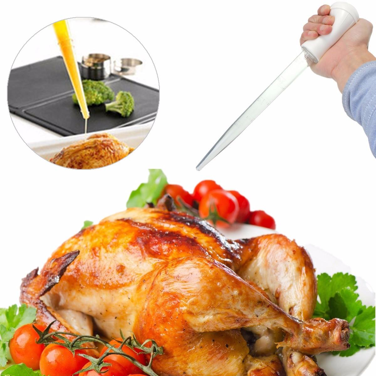sauce saveur marinade seringue aiguille injecteur r ti viande cuisine barbecue achat vente. Black Bedroom Furniture Sets. Home Design Ideas