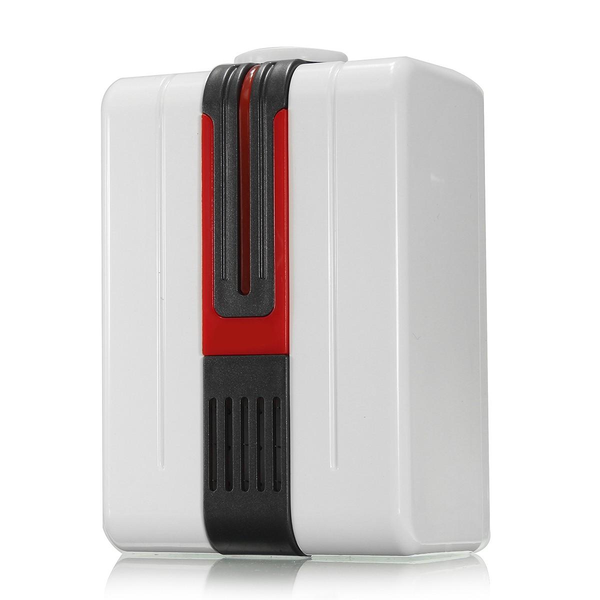 Air Purifier Ozone Ionizer Cleaner : Led air purifier ozone ionizer cleaner fresh clean living