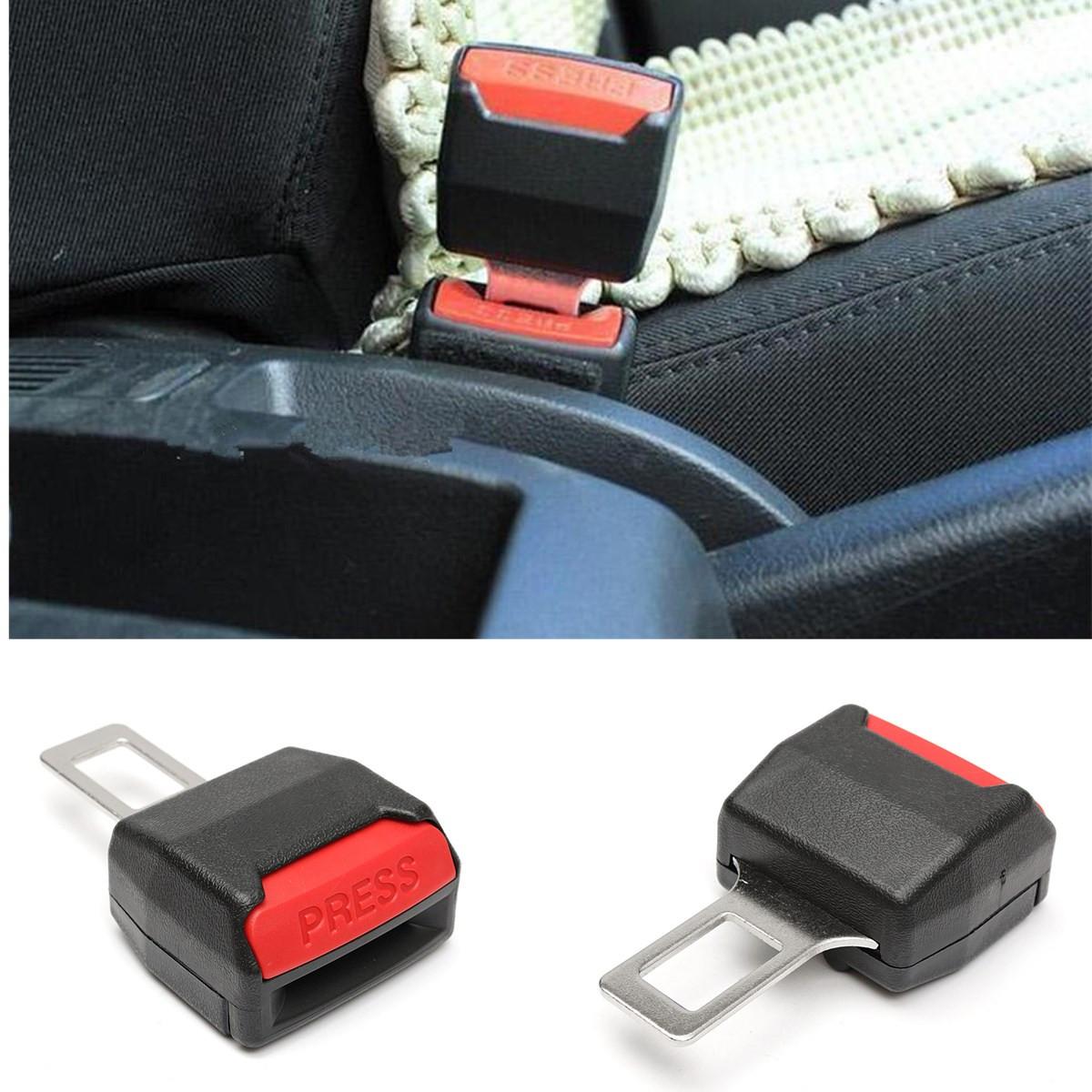 2x boucle pince ceinture de s curit universel alarme stop si ge auto voiture achat vente. Black Bedroom Furniture Sets. Home Design Ideas
