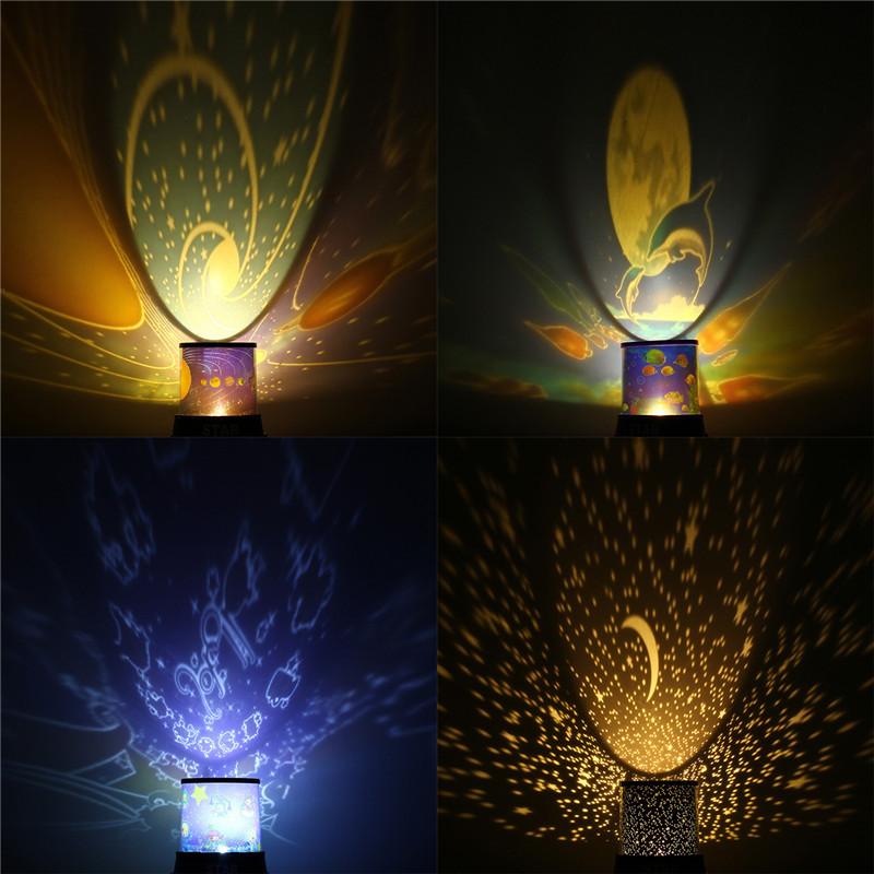 Projecteur led lumi re ciel toile romantique d cor ocean daren achat vente projecteur for Projecteur etoile exterieur