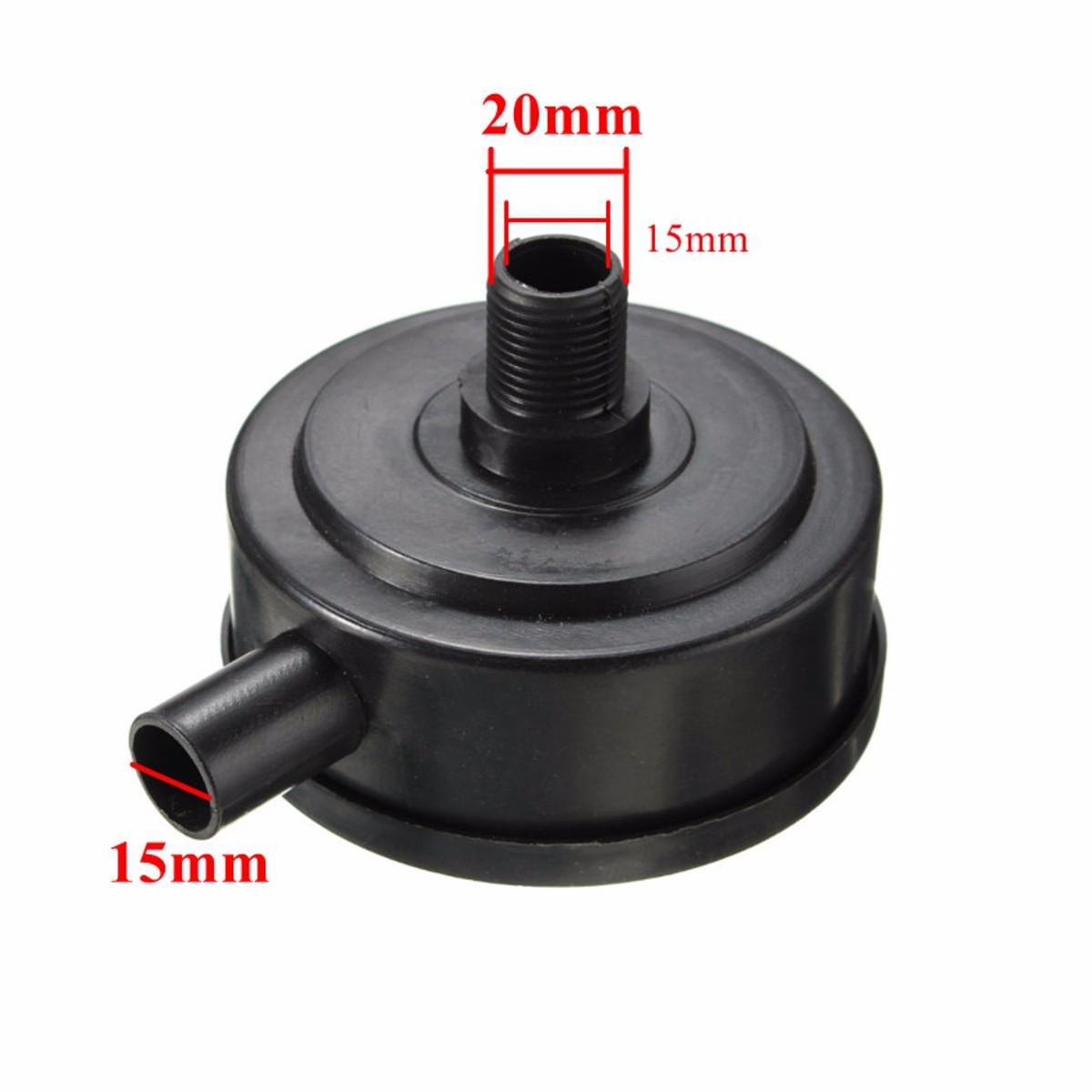 20mm filtre de silencieux de compresseur d 39 air piston. Black Bedroom Furniture Sets. Home Design Ideas