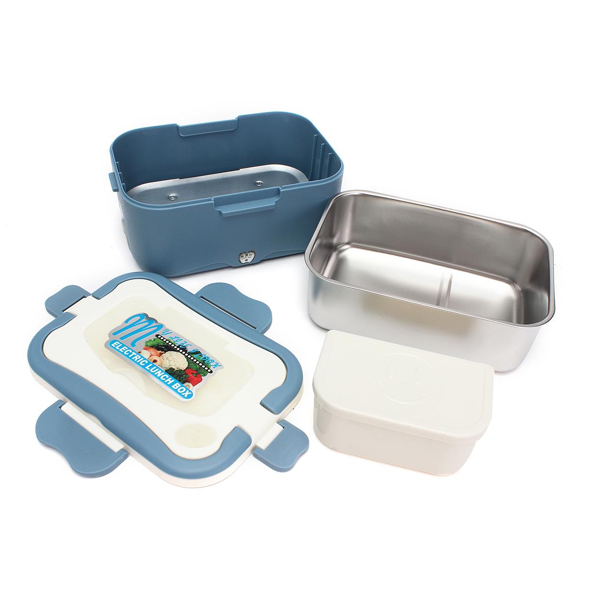 bo te repas d jeuner voiture chauffante herm tique lectrique lunch box cars bleu 12v. Black Bedroom Furniture Sets. Home Design Ideas