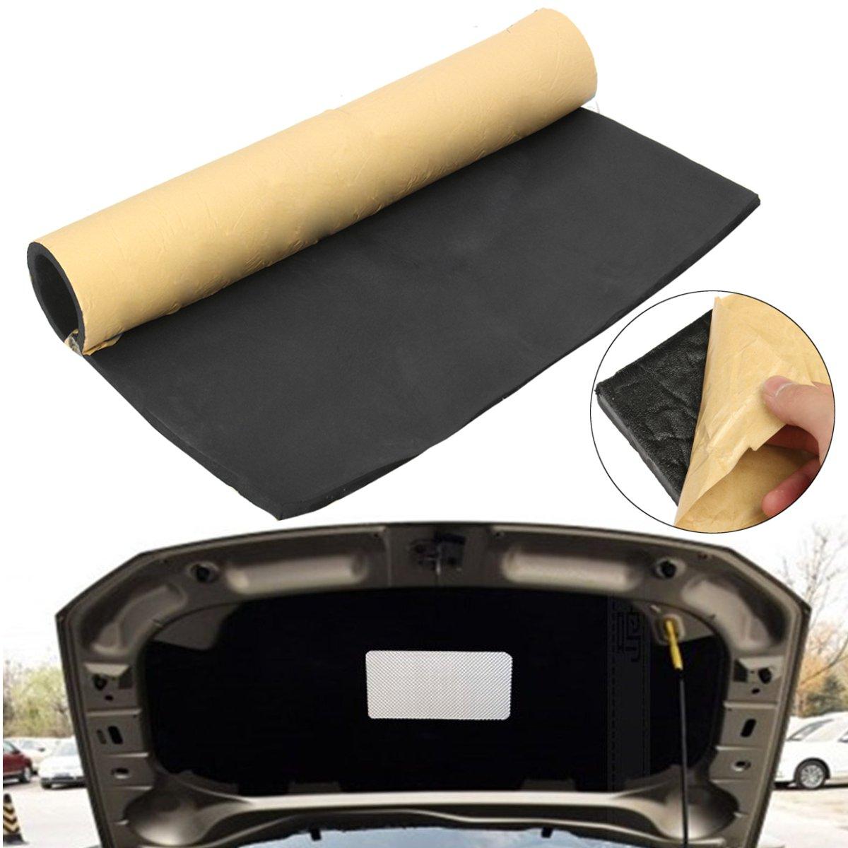 isolant acoustique voiture isolation phonique automobile. Black Bedroom Furniture Sets. Home Design Ideas