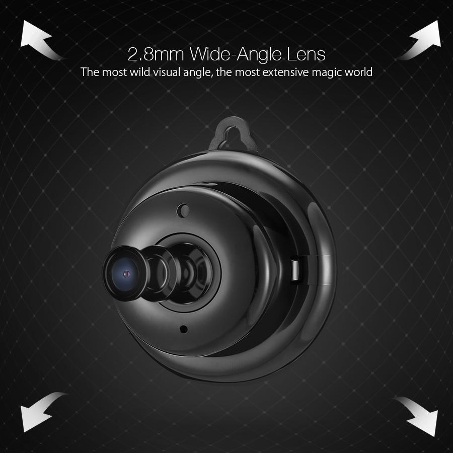 Digoo DG-M1Q 960P Wireless WIFI Smart IP Camera Home Security IR Night  Vision US
