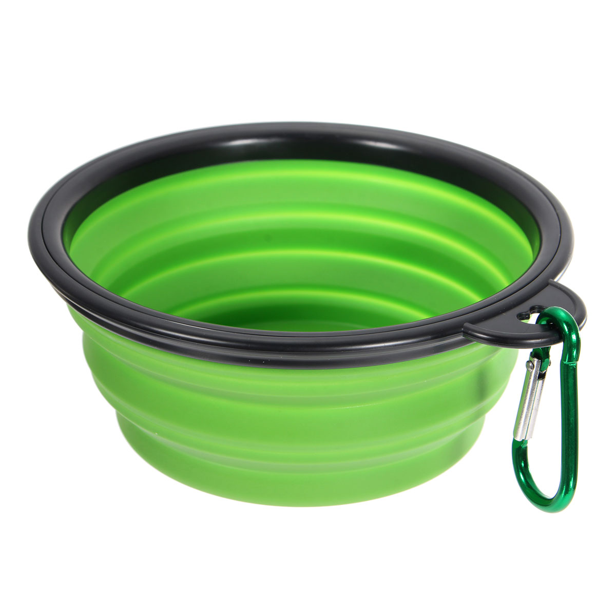 Fashion Collapsible Pet Dog Cat Feeding Bowl Compact