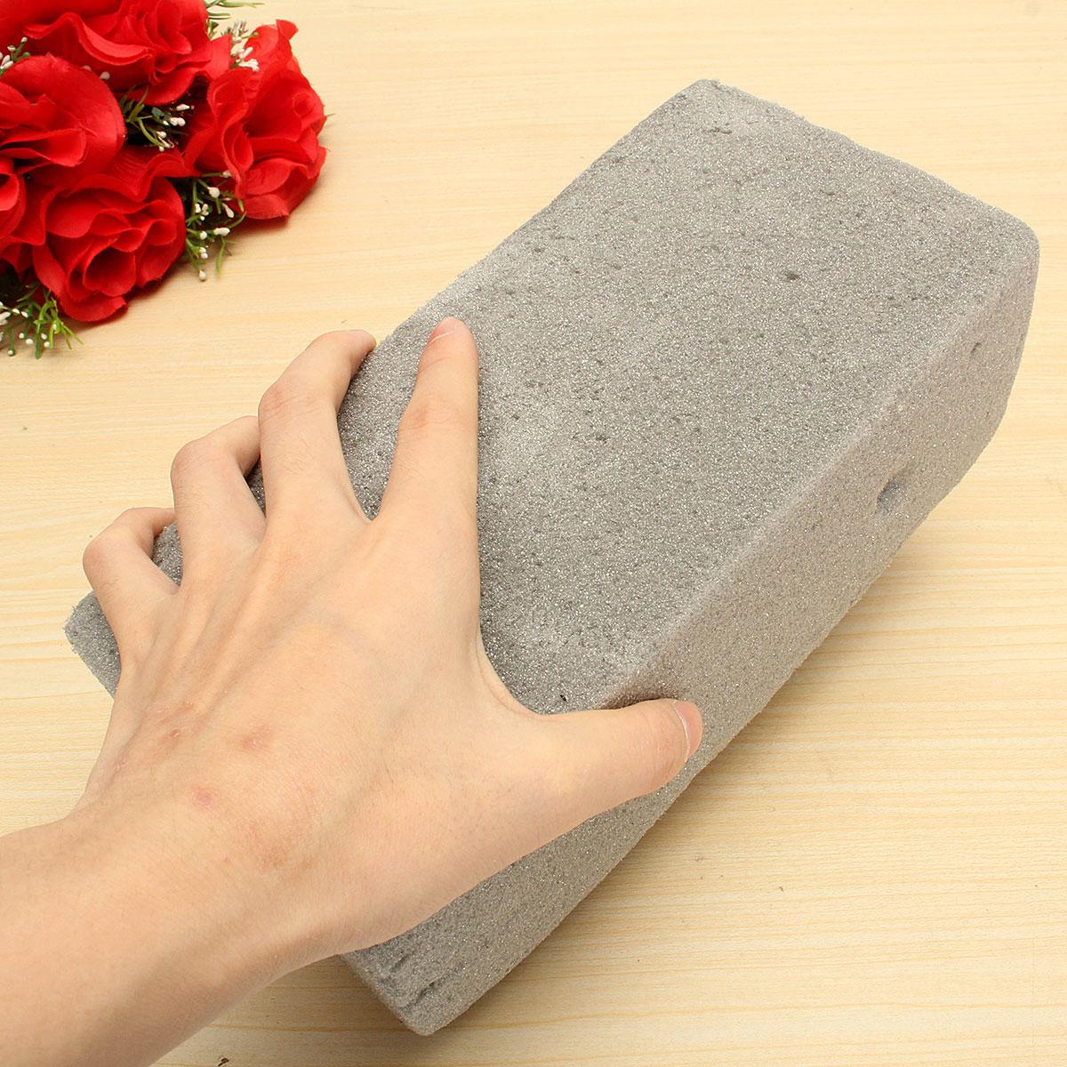 Ou Acheter De La Mousse Pour Piquer Des Fleurs 1pcs mousse bloc humides pour fleurs fraîches sèche - achat