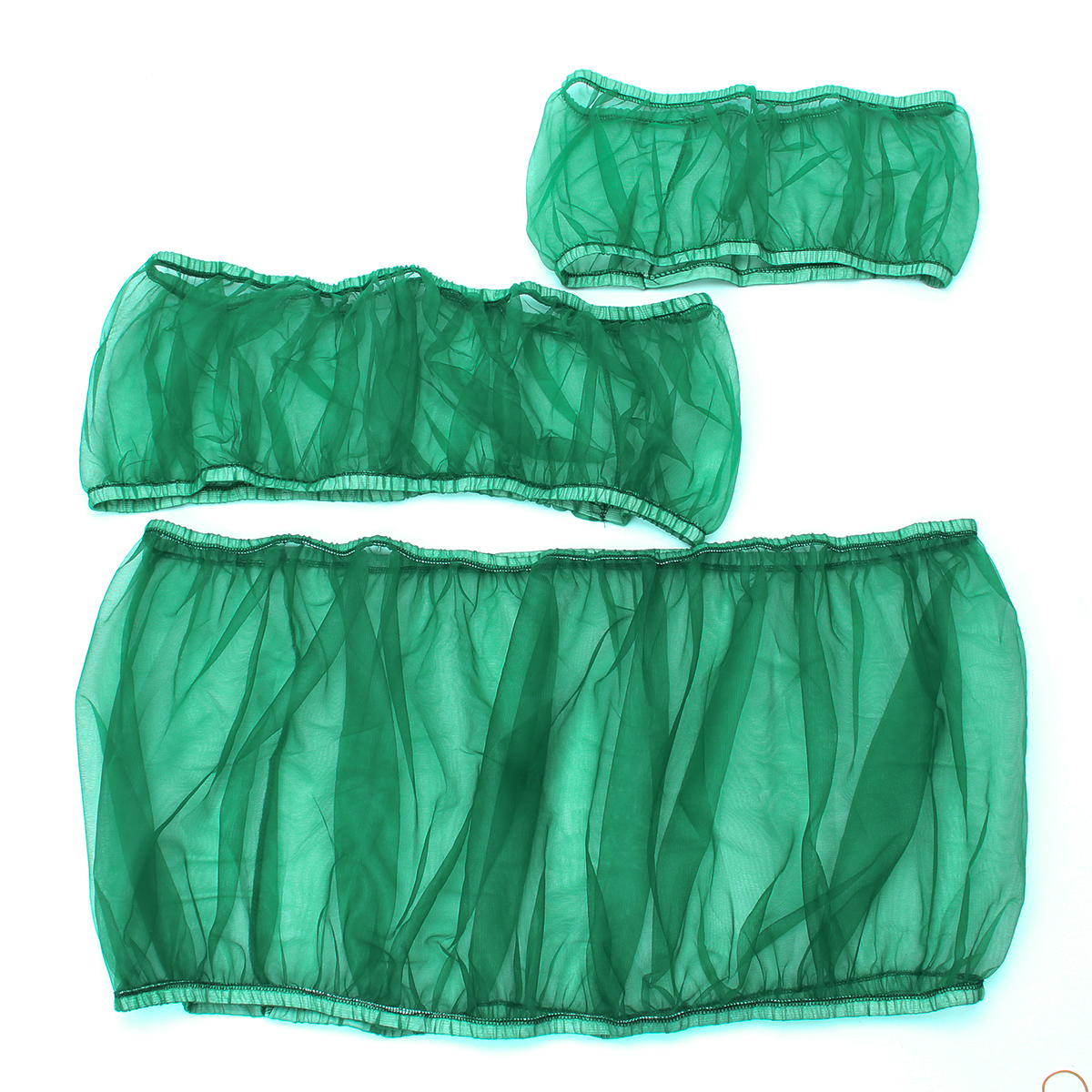 3 sizes housse couverture ombrage cage oiseaux perroquet for Housse couverture