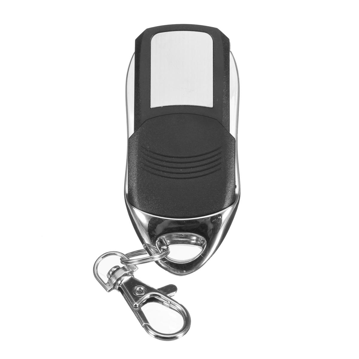 Tempsa 2x t l commande 4 boutons porte de garage portail for Alarme porte de garage