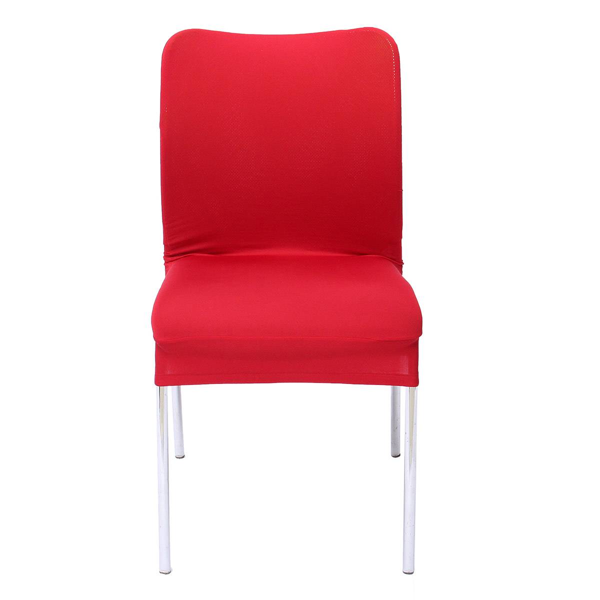 stretch soft stool seat chair cover removable dining room