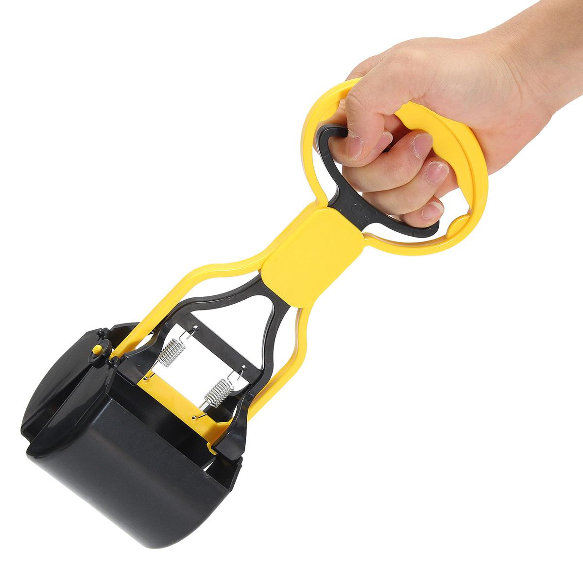 Yellow Handle Dog Grooming Tools