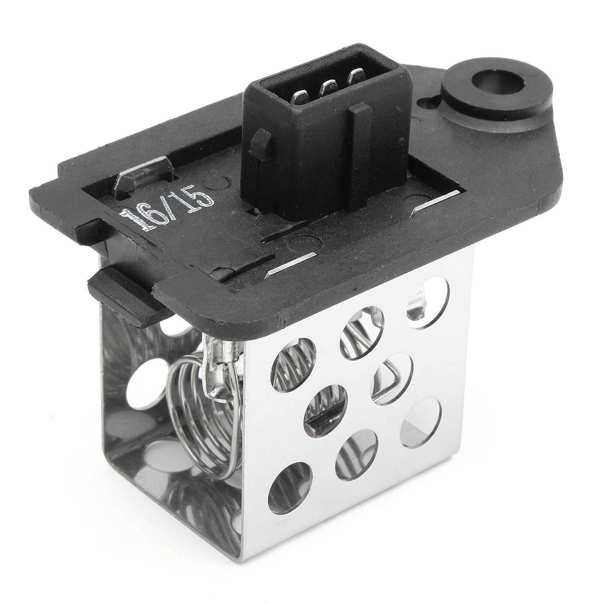 3 pins r sistance moteur ventilateur radiateur pr peugeot. Black Bedroom Furniture Sets. Home Design Ideas