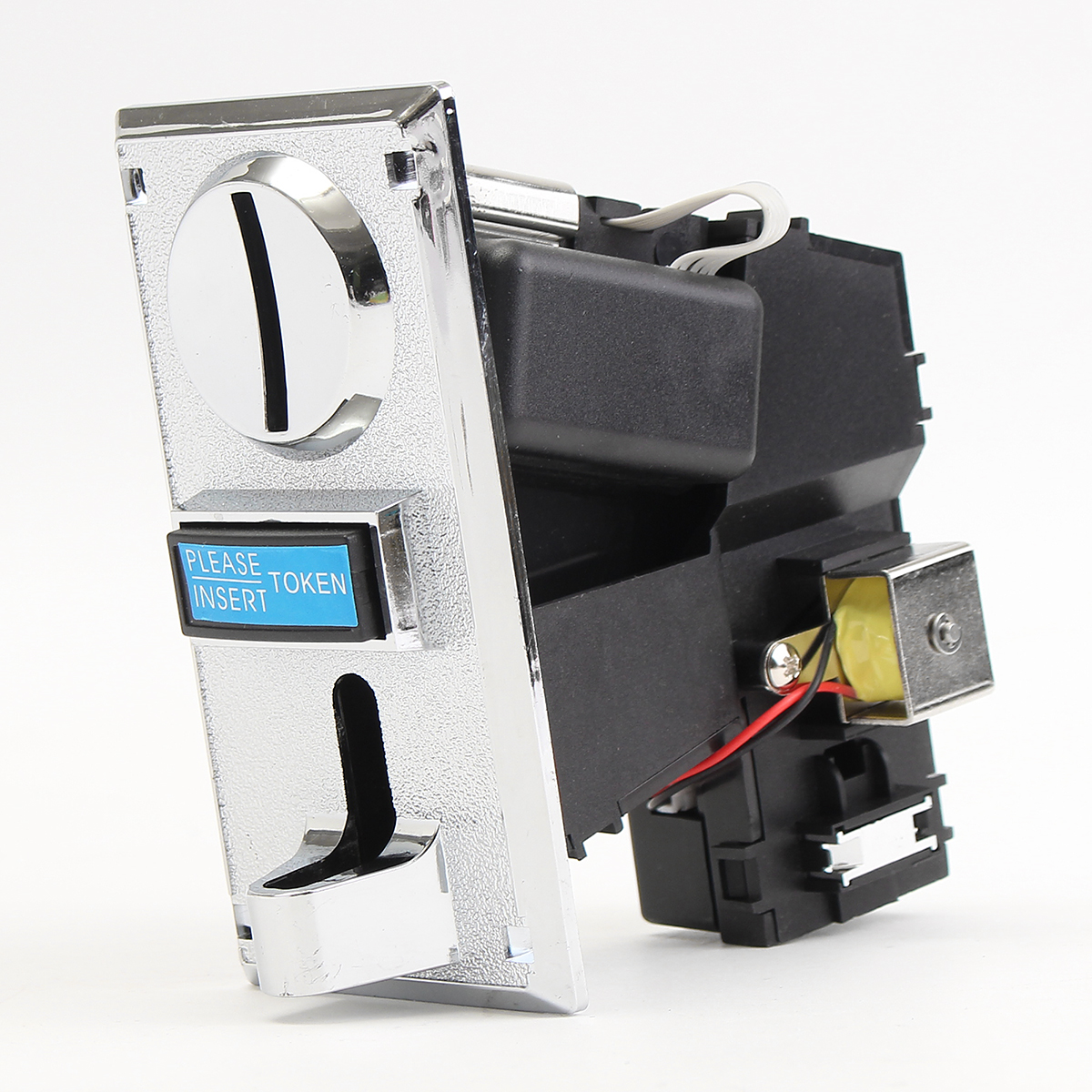 Generic Multi Coin Acceptor Selector Mechanism Vending