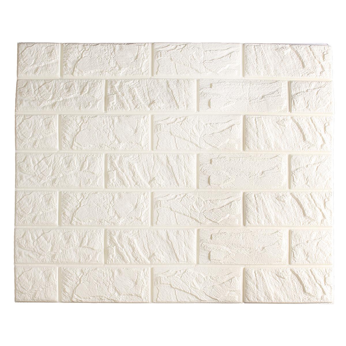 tempsa rouleau papier peint adh sif mural 3d brique etanche pour d cor maison 60x50cm achat. Black Bedroom Furniture Sets. Home Design Ideas