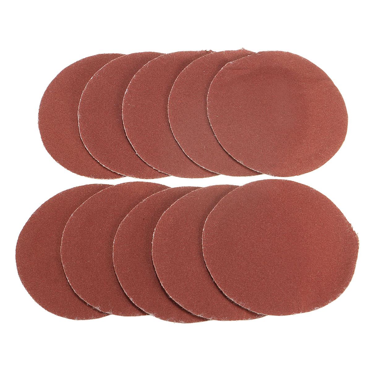 Шлифовальный 2-дюймовый диск наждачной бумаги с зернистостью 80-1000 100шт