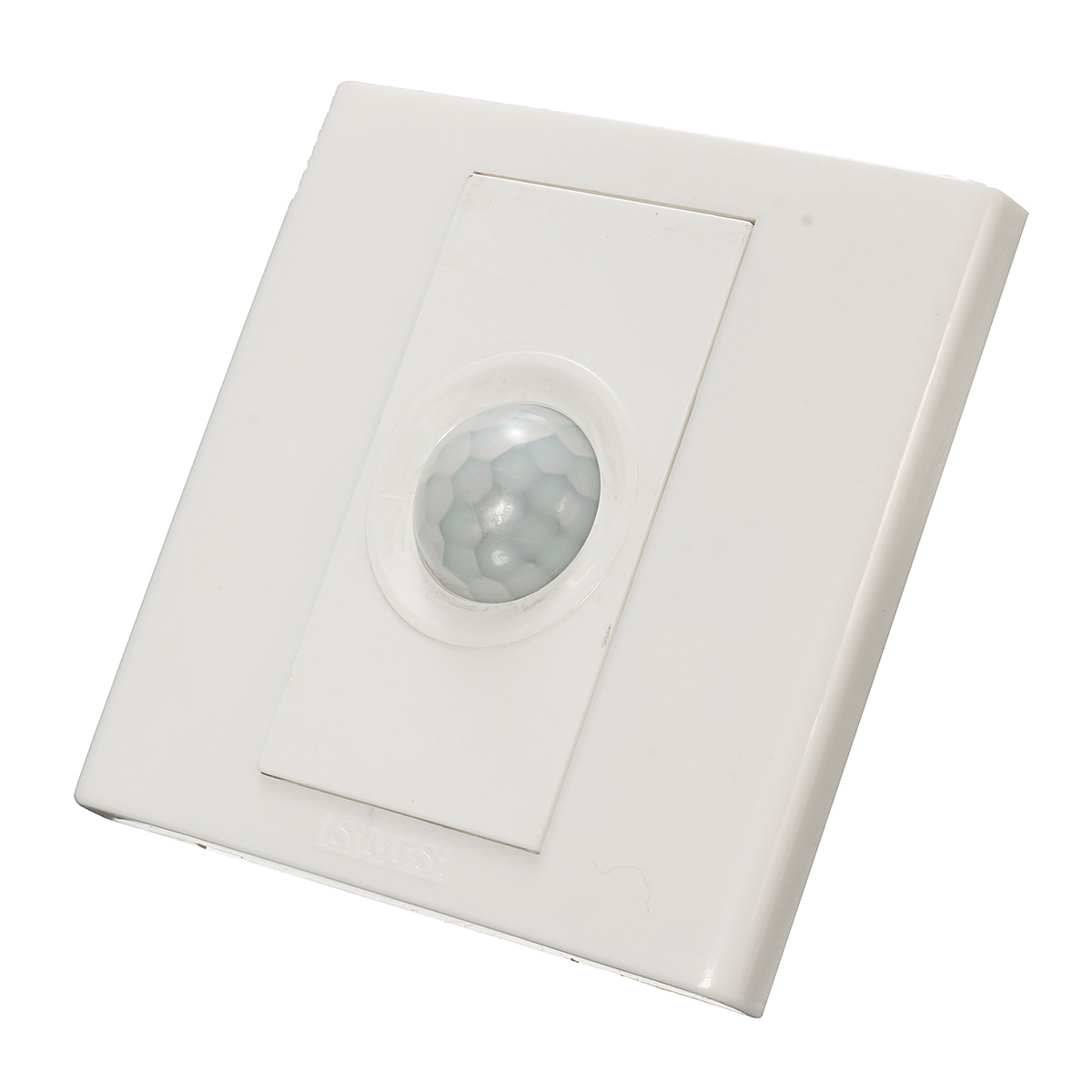 220v wall plate infrared pir motion sensor security sound