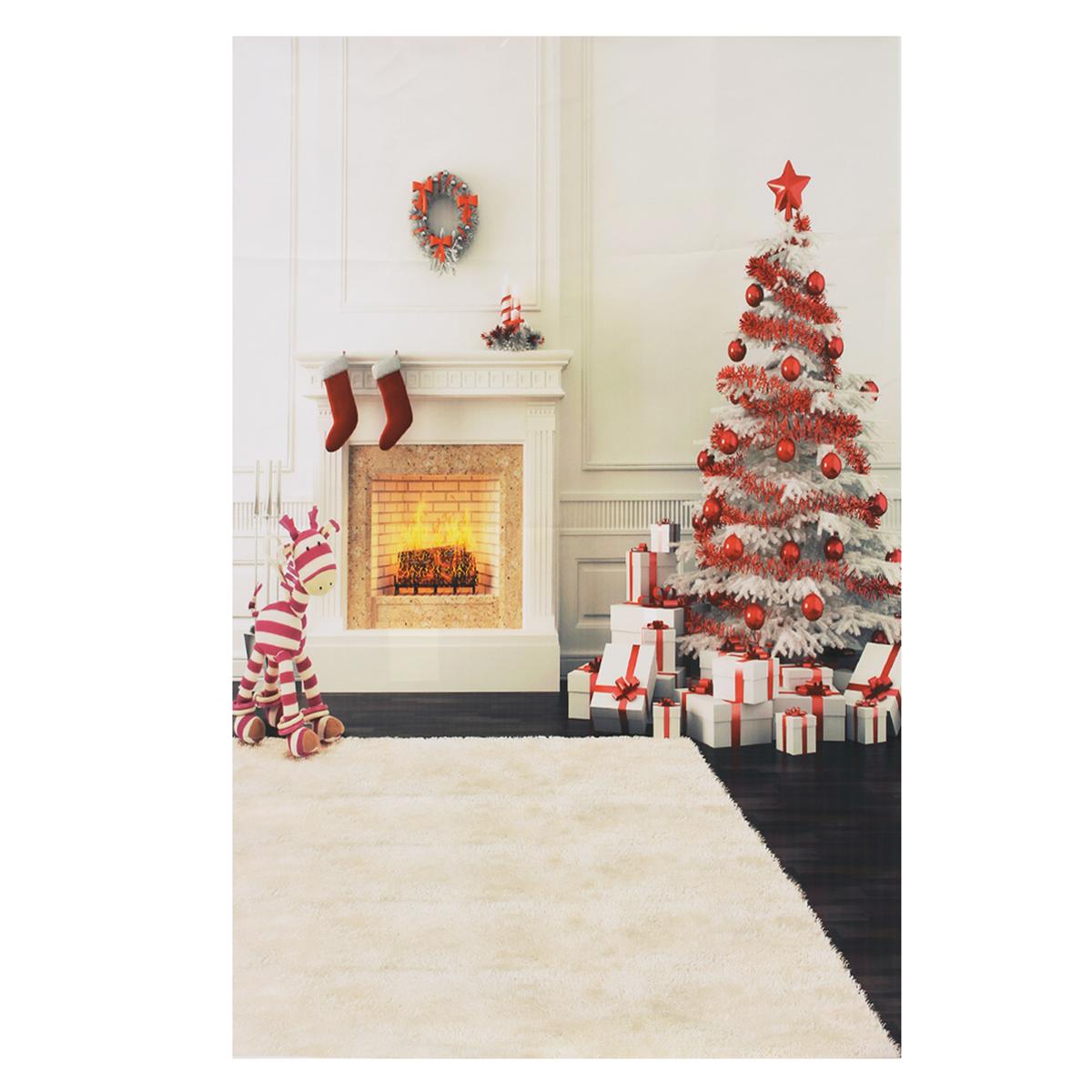 900x600mm toile de fond studio photo noel affiche de soie d cor d coration achat vente fond. Black Bedroom Furniture Sets. Home Design Ideas