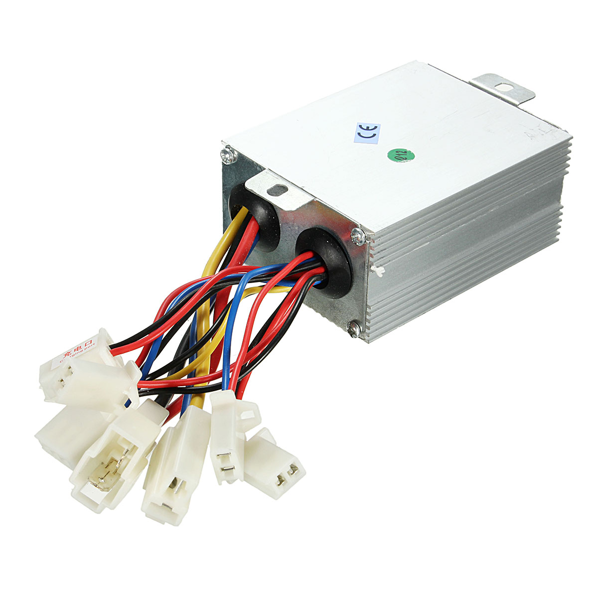 Dc 24v 500w Motor Brushless Motor Controller For Electric Bike Bicycle Scooter 11street