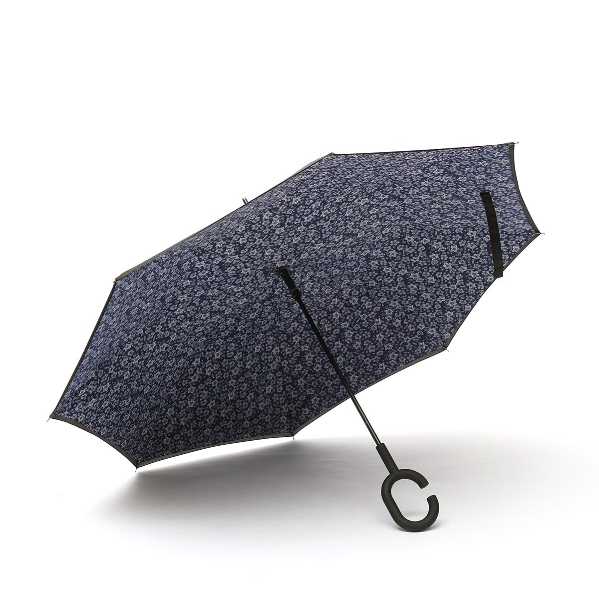 anti uv vent pluie soleil parapluie parasol invers double couche ouverture d me achat vente. Black Bedroom Furniture Sets. Home Design Ideas