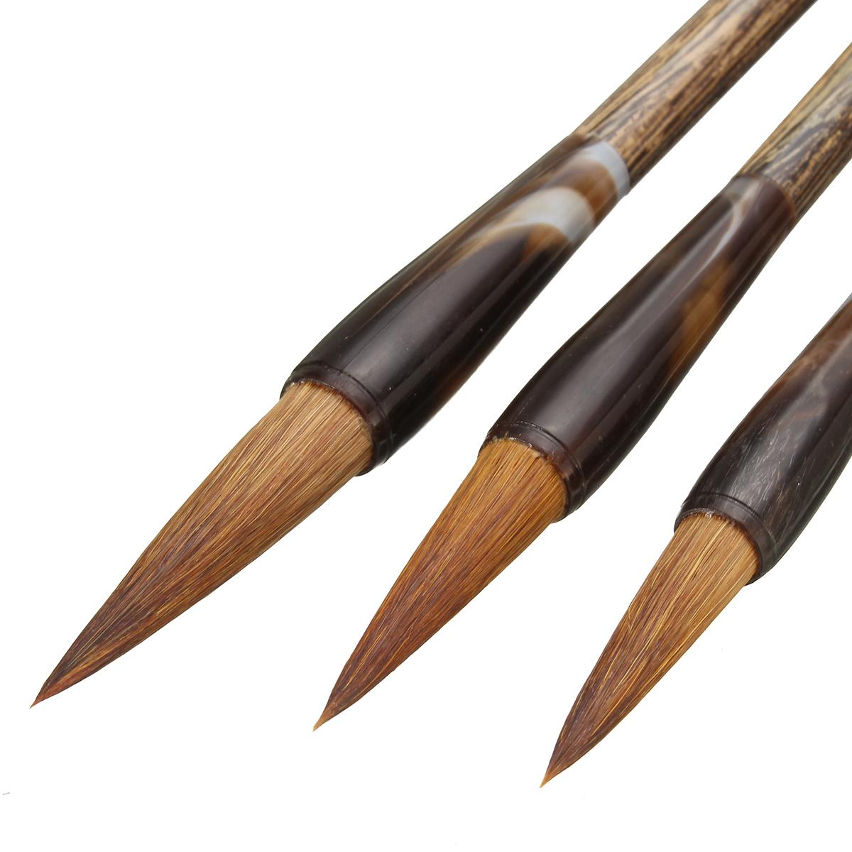 Size chinese writing brush calligraphy pen painting art