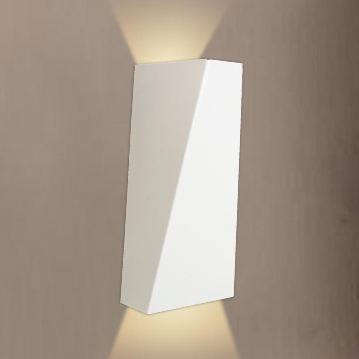 U applique lampe murale led luminaire d cor int rieur for Luminaire applique murale